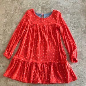 Mini Boden polka dot dress
